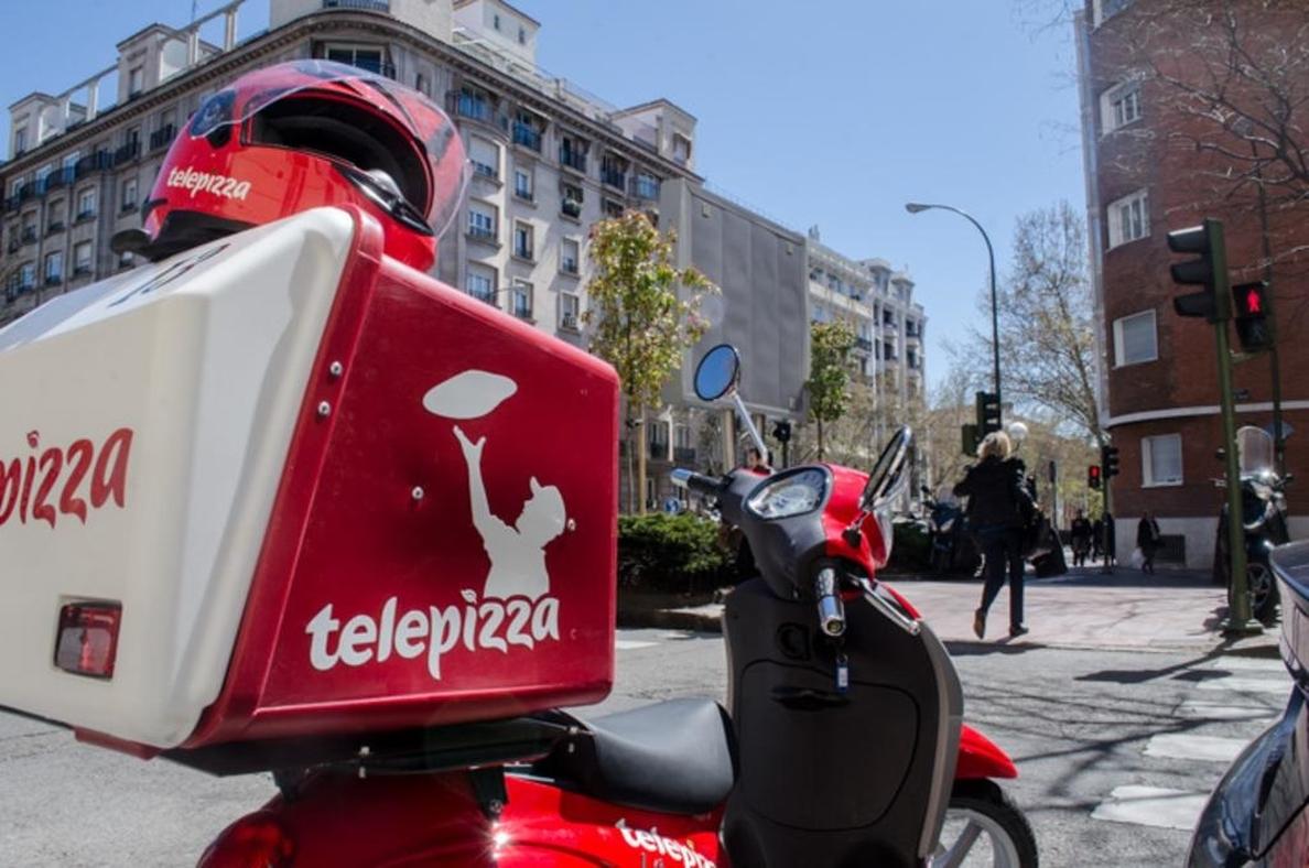 La firma canadiense I.G. aflora el 3,21% en Telepizza tras la alianza con Pizza Hut