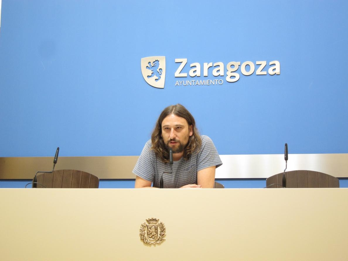 El concejal de Zaragoza dice que no se compraría una casa como la de Iglesias