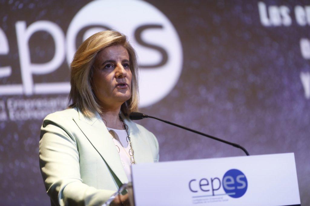 Báñez asegura España aprovechará la economía digital sin que afecte a los derechos de los trabajadores