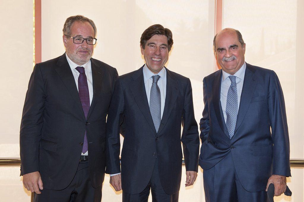 Carceller compró el 3,6% de Sacyr para frenar a Moreno Carretero mediante instrumentos financieros
