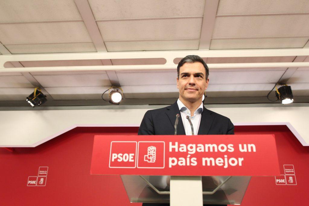 Cargos del PSC cuestionan la dureza en las formas de Pedro Sánchez contra Torra