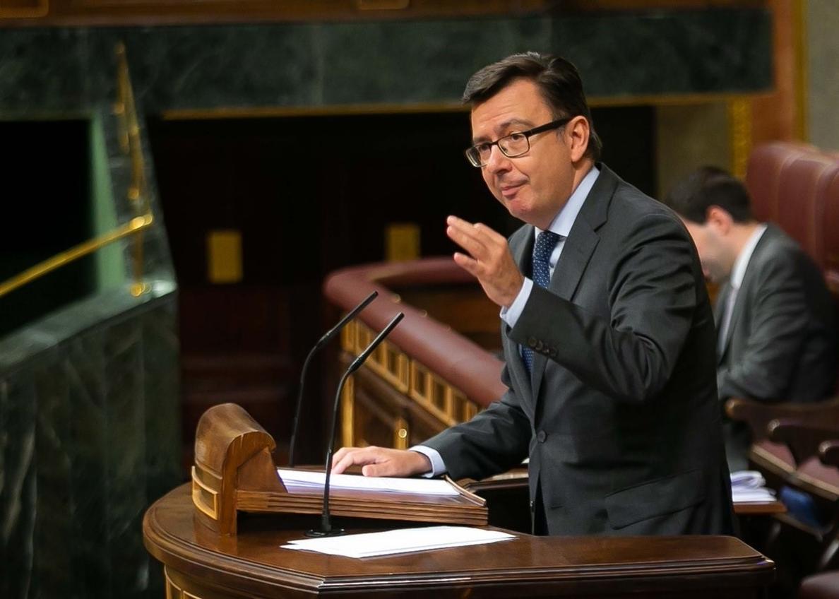 Escolano asegura que España reducirá el déficit este año por debajo del 3%