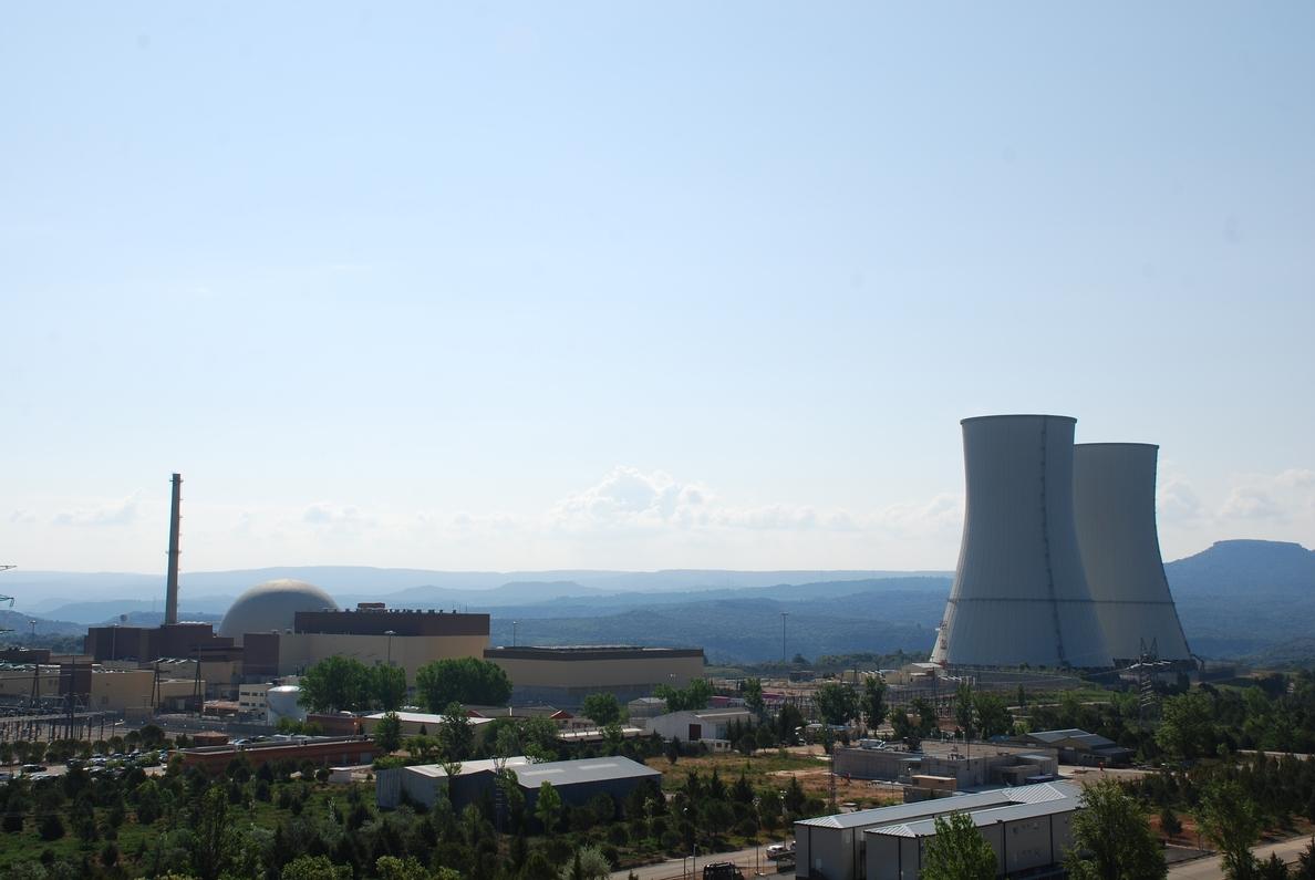 España ocupa el quinto lugar de la UE en producción de electricidad de origen nuclear, con el 7% del total