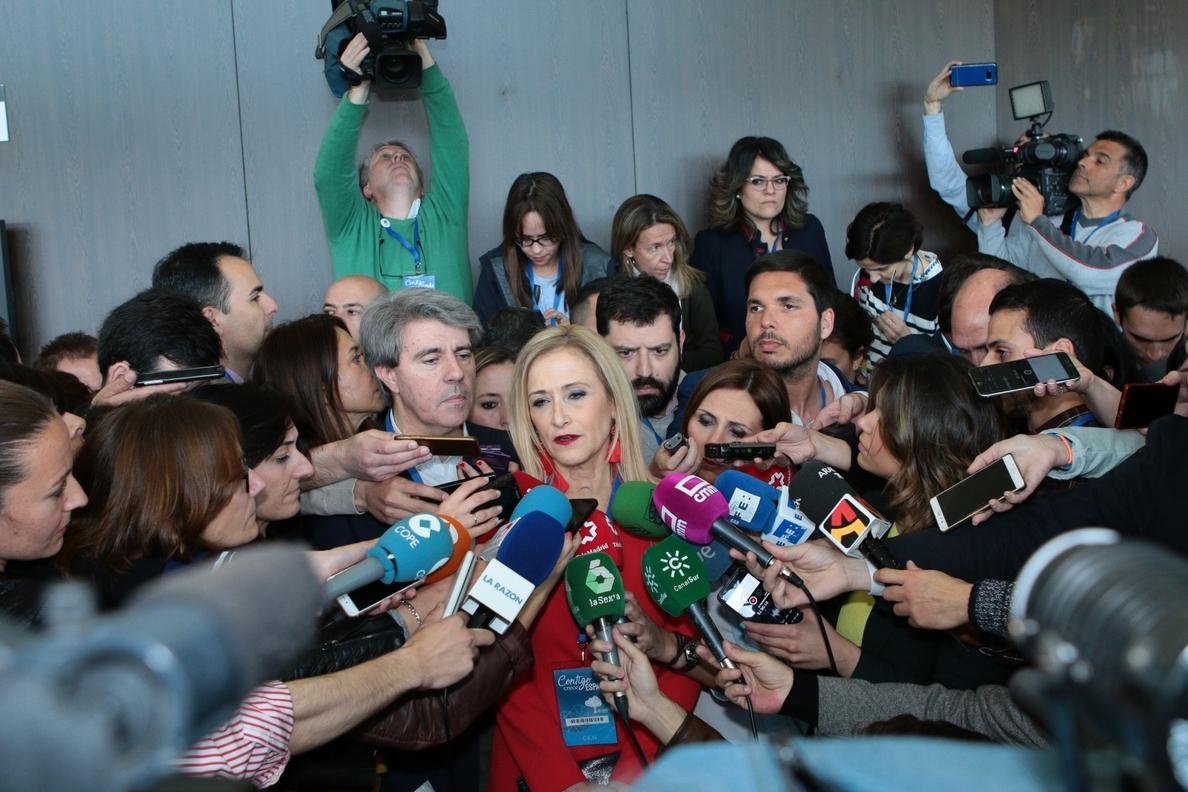 La Real Federación Española de Fútbol ficha como dircom a Marisa González, exjefa de Gabinete de Cifuentes