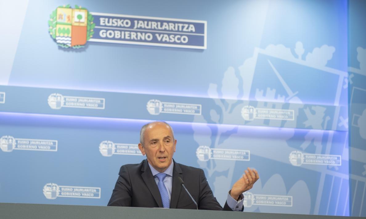 Gobierno Vasco valora la estabilidad que aportan los PGE, pero ve «imprescindible» respetar el autogobierno