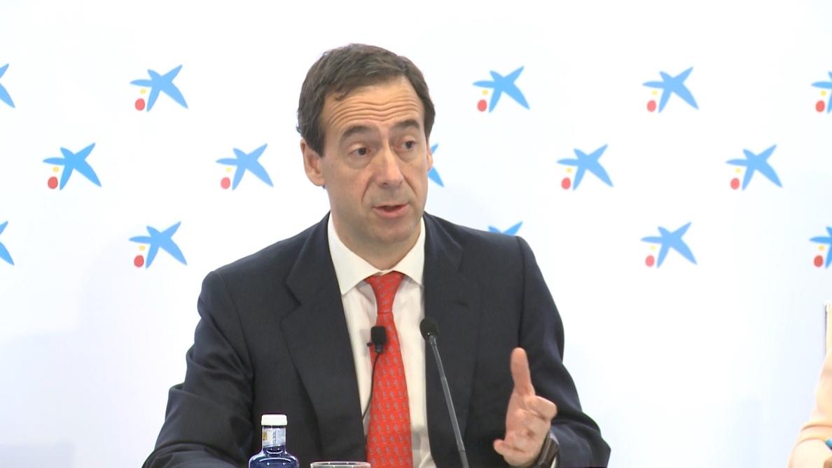 Gortázar (CaixaBank) defiende que la inclusión financiera es «responsabilidad social» de los bancos