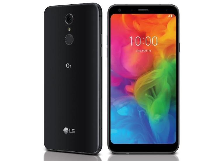 LG Q7 estará disponible en España a mediados de junio
