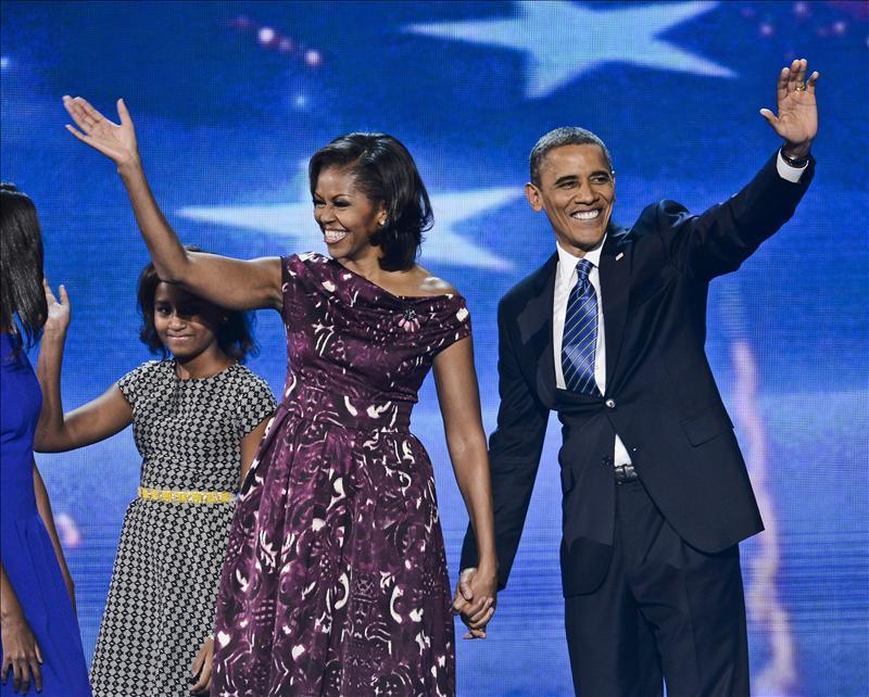 Netflix ficha al matrimonio Obama
