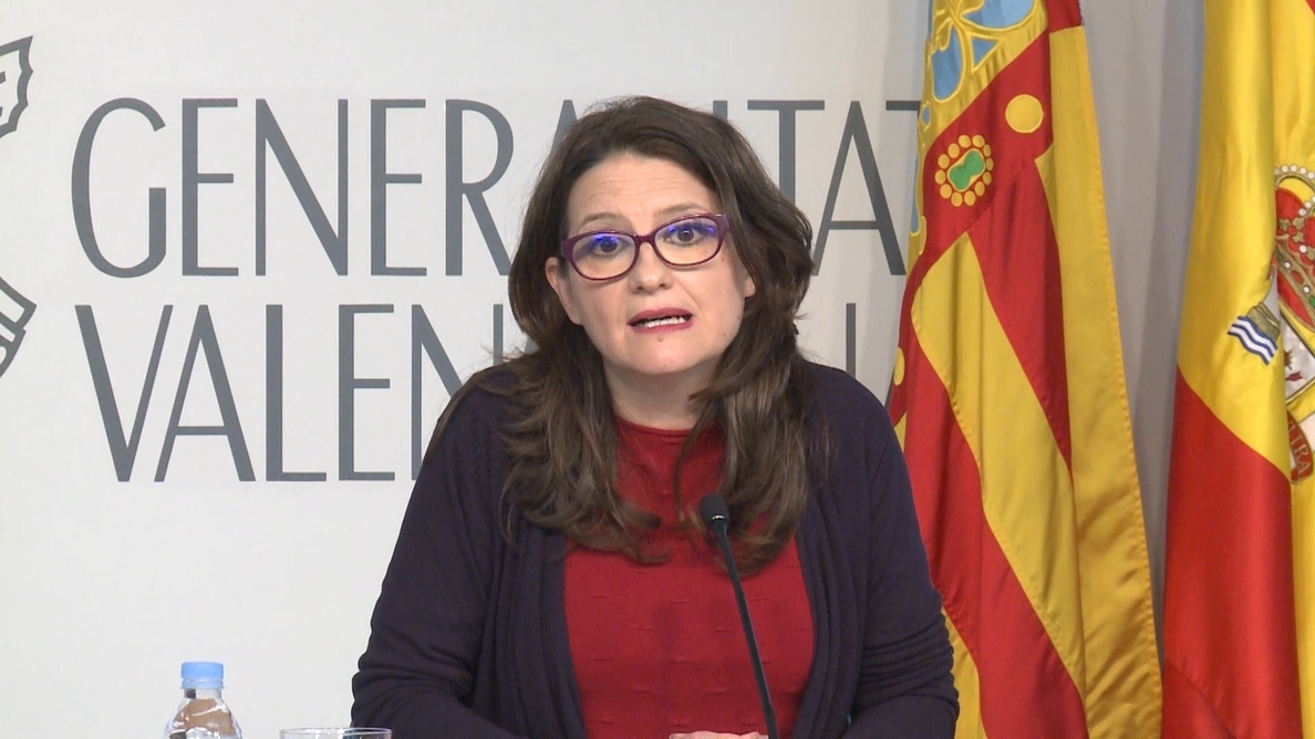 Oltra, tras la detención de Zaplana: «En la Comunidad se instaló la corrupción por parte del PP en las instituciones»