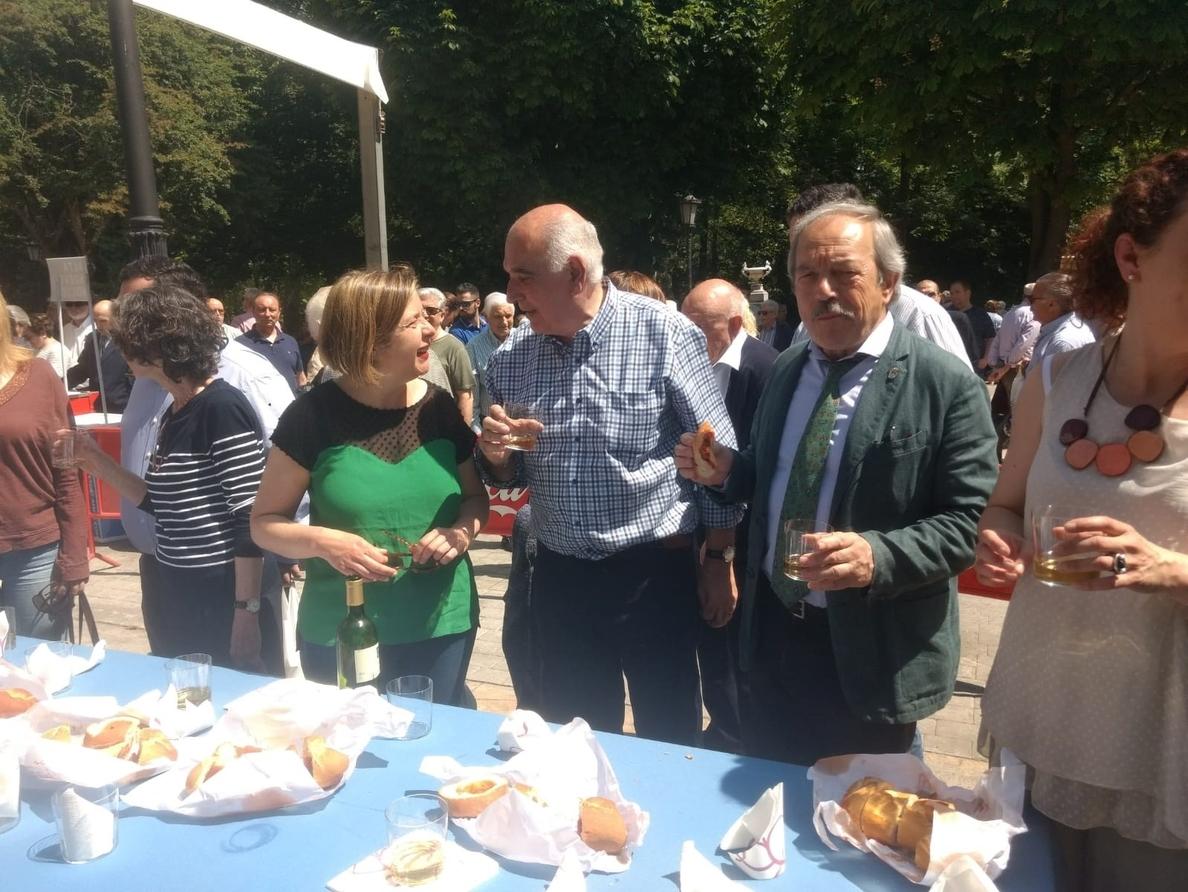 La vicealcaldesa de Oviedo afirma que Podemos Asturias apoyan a Montero e Iglesias