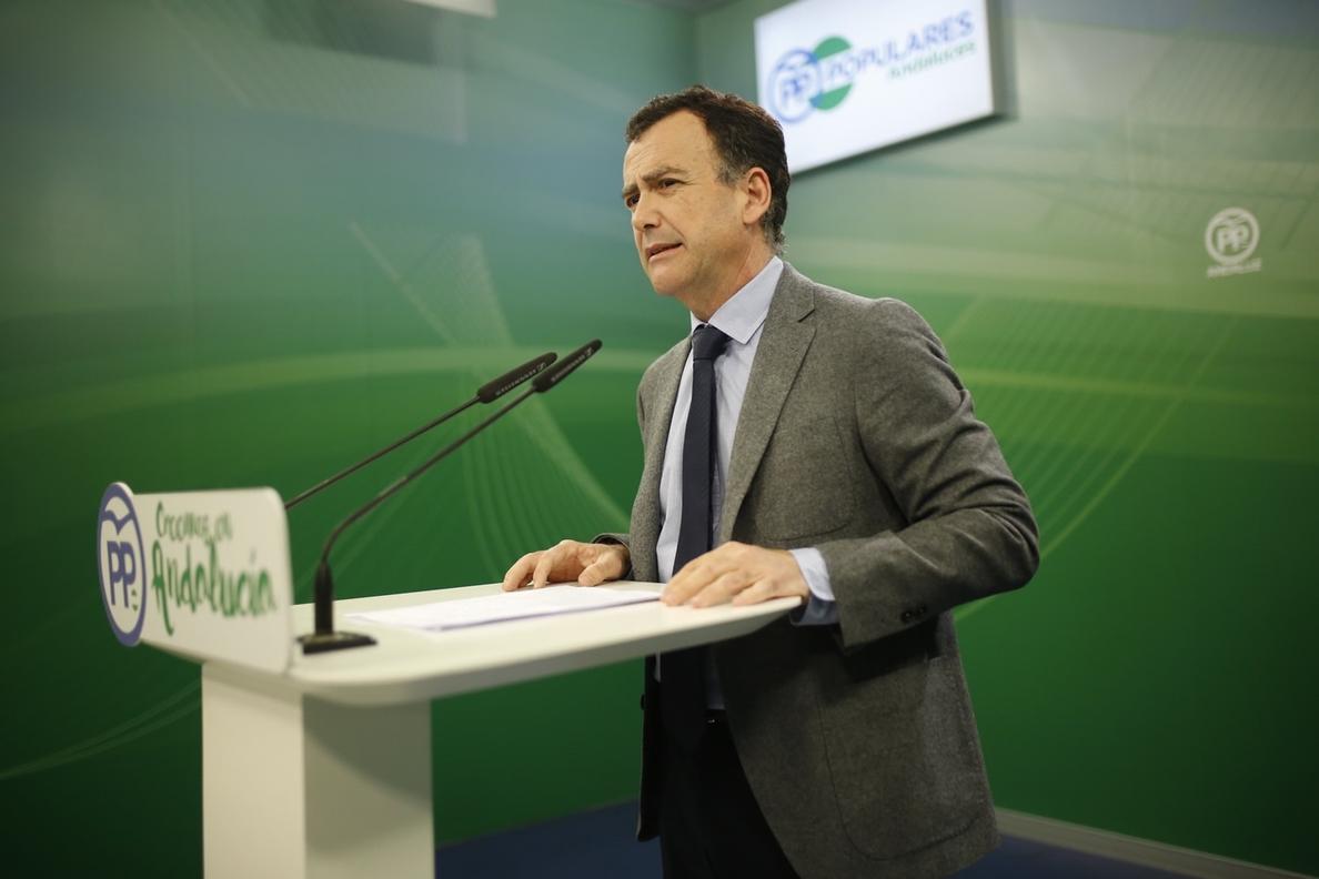 PP-A muestra «confianza plena» en el proceder de Fernández de Moya como alcalde de Jaén