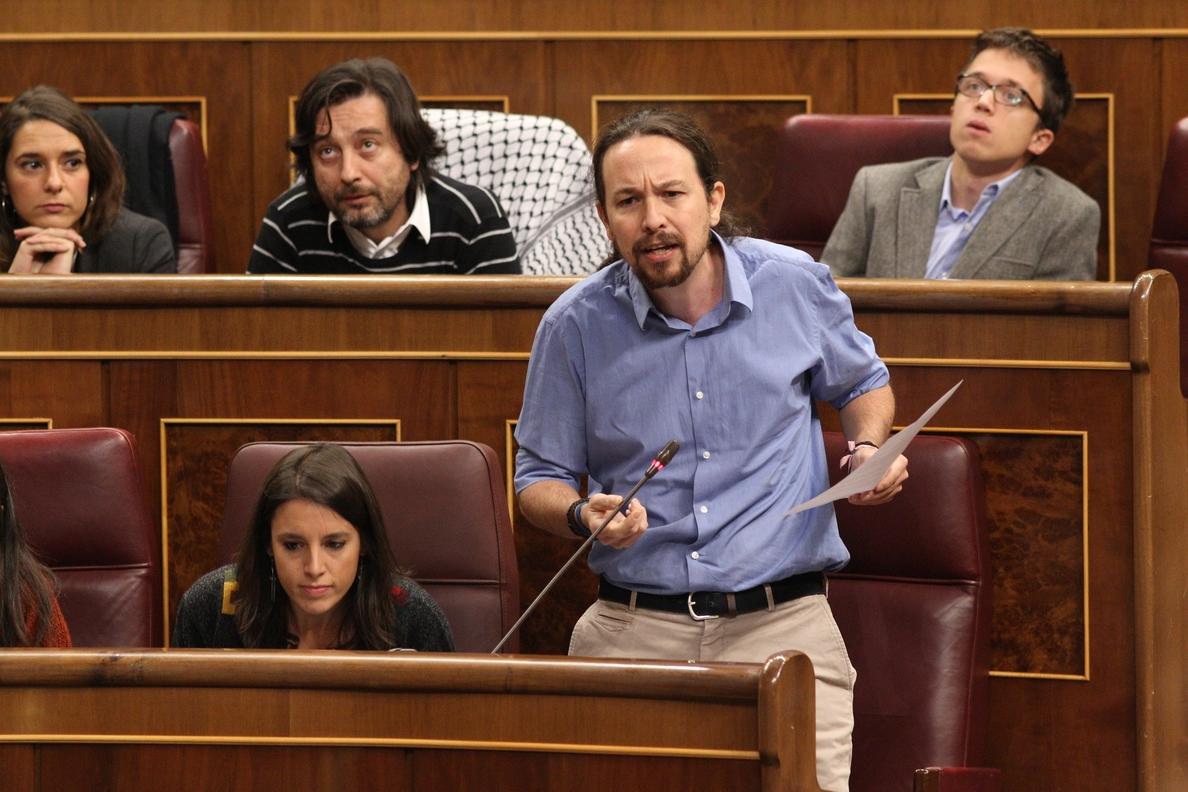 Podemos Valencia anima a participar en la consulta de Podemos y critica el «acoso» a Iglesias y Montero