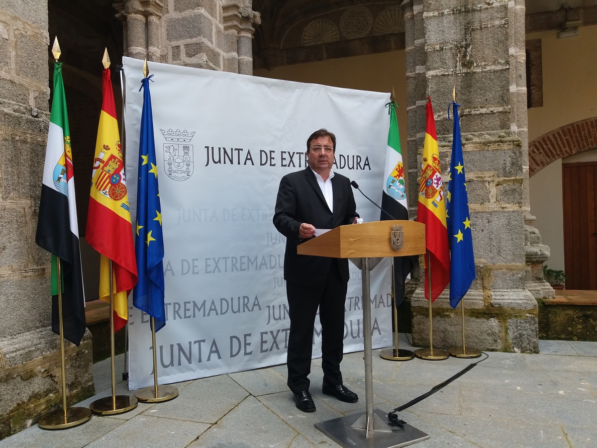 Vara apoya «indiscutiblemente» mantener el artículo 155 «mientras no haya otra alternativa de Gobierno» en Cataluña