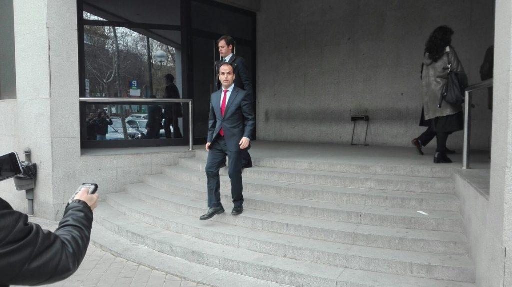 La juez del caso máster cita como testigo para el próximo 21 de junio al rector de la Universidad Rey Juan Carlos