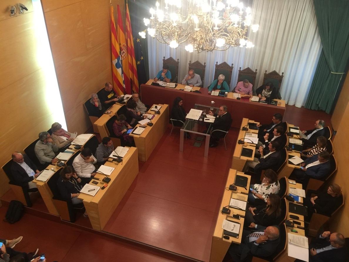 Albiol no liderará la moción de censura a la alcaldesa de Badalona y da sus votos al PSC