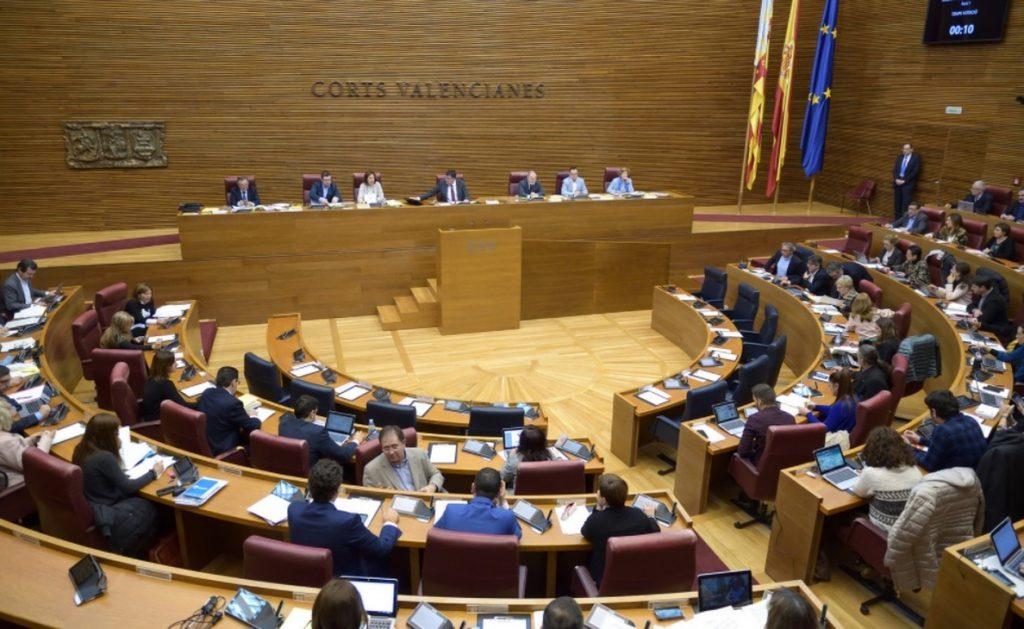 Aprobada por unanimidad una comisión de investigación de Crespo Gomar y la financiación electoral de PSPV y Bloc