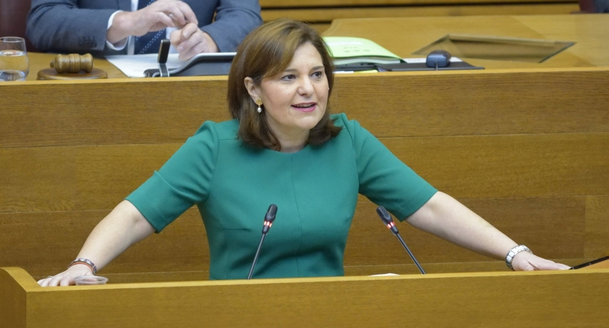 Bonig sobre Zaplana: «Los tribunales determinarán la responsabilidad penal porque la política se ha asumido»