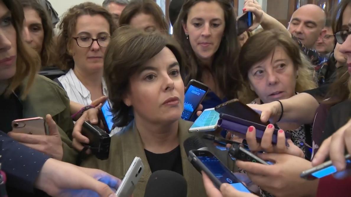 Catalá defiende que también Zaplana tiene derecho a la presunción de inocencia y pide dejar actuar a la Justicia
