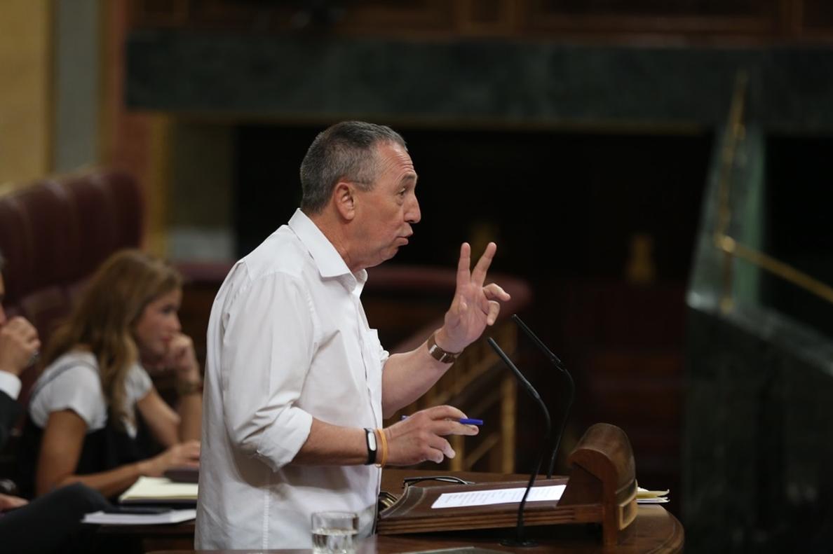 Compromís augura que, tras la detención de Zaplana, «la trama de los Cotinos aún dará mucho de sí»