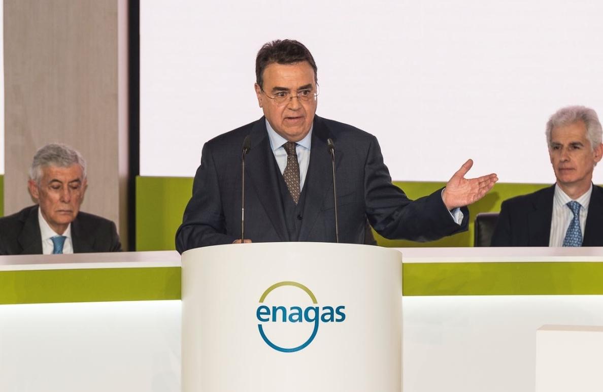 Enagás pide un «papel importante» para el gas en la descarbonización para que el proceso no sea «más caro»