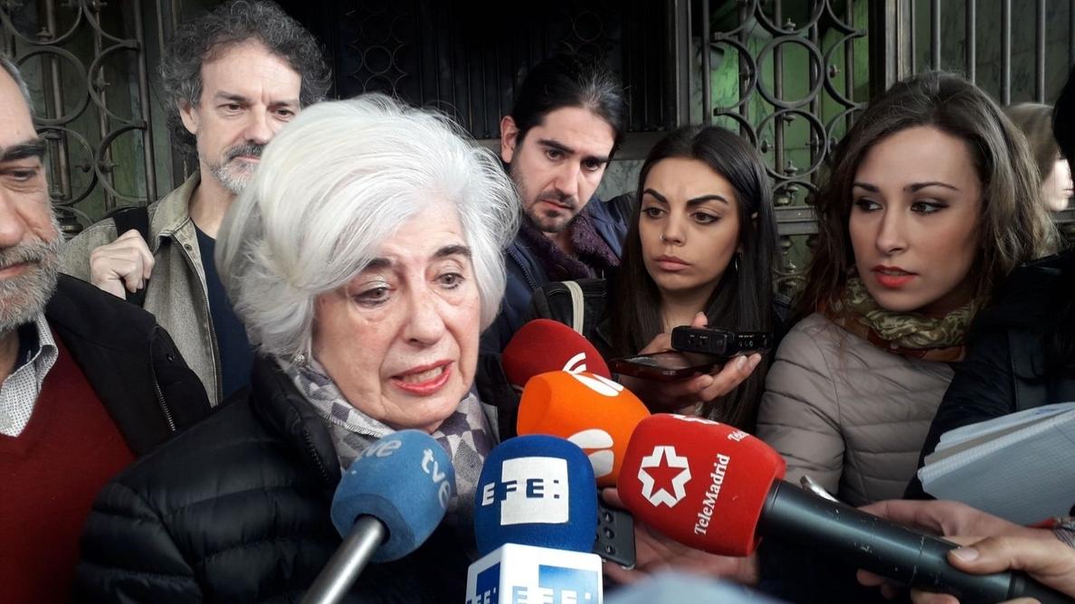Una jueza anula el cambio de denominación de la calle Hermanos García Noblejas de Madrid por «no ajustarse a Derecho»