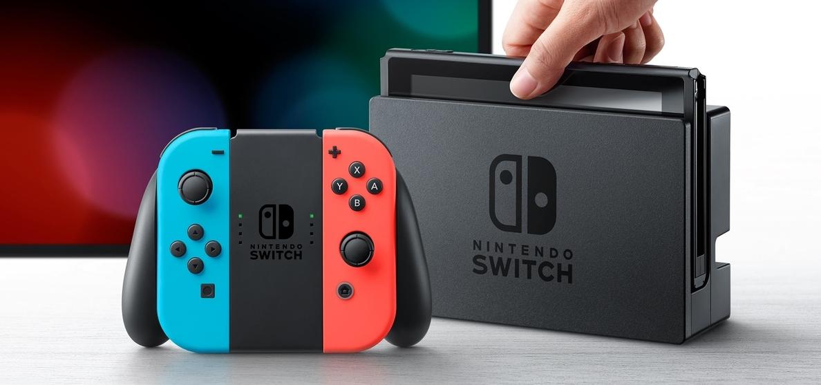 Nintendo lanza en Japón su consola Switch sin »dock»