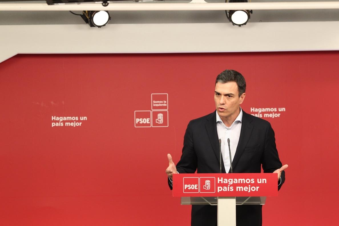 Pedro Sánchez aconseja a Iglesias que las dimisiones se consultan con la almohada, no con las bases
