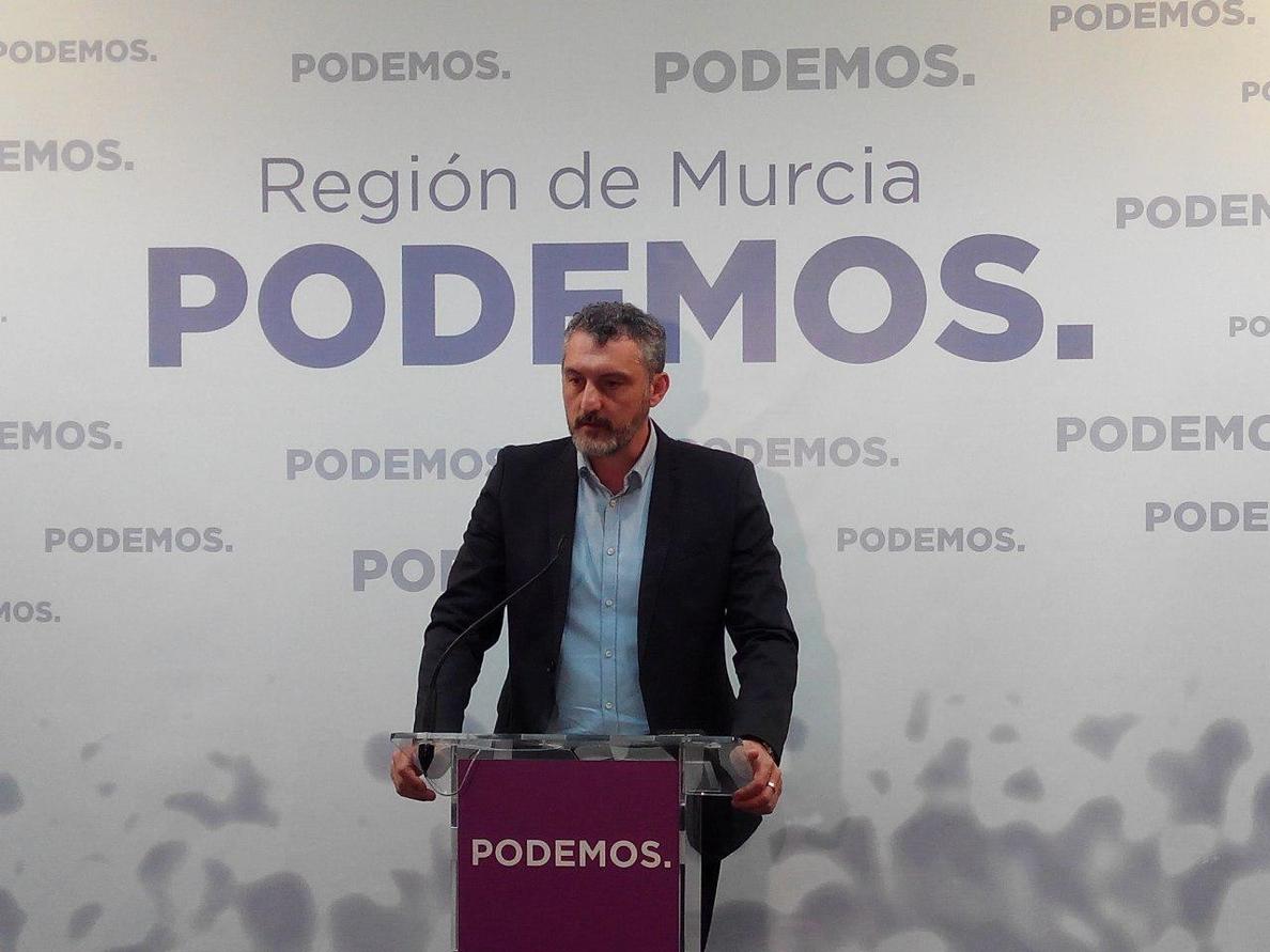 Podemos Murcia apoyará la continuidad de Iglesias y Montero porque son ejemplo de «transparencia»