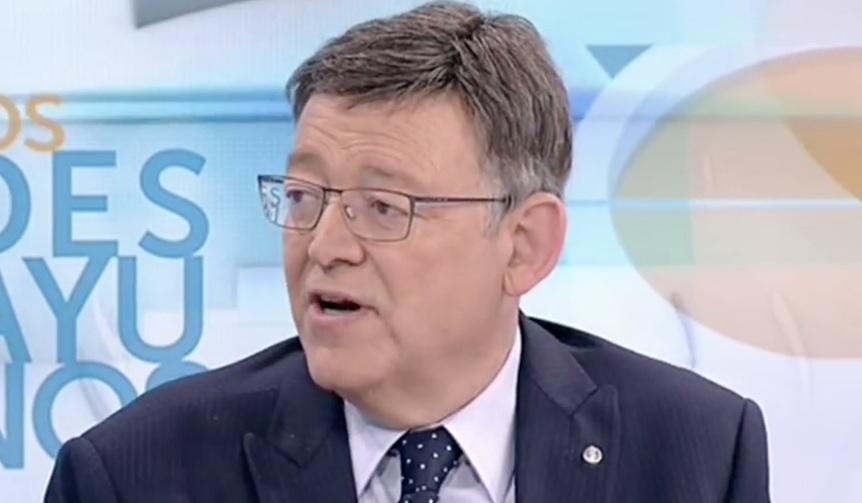 Puig afirma que al PP le quedan responsabilidades políticas que asumir: «No es el caso Zaplana, sino el caso PPCV»