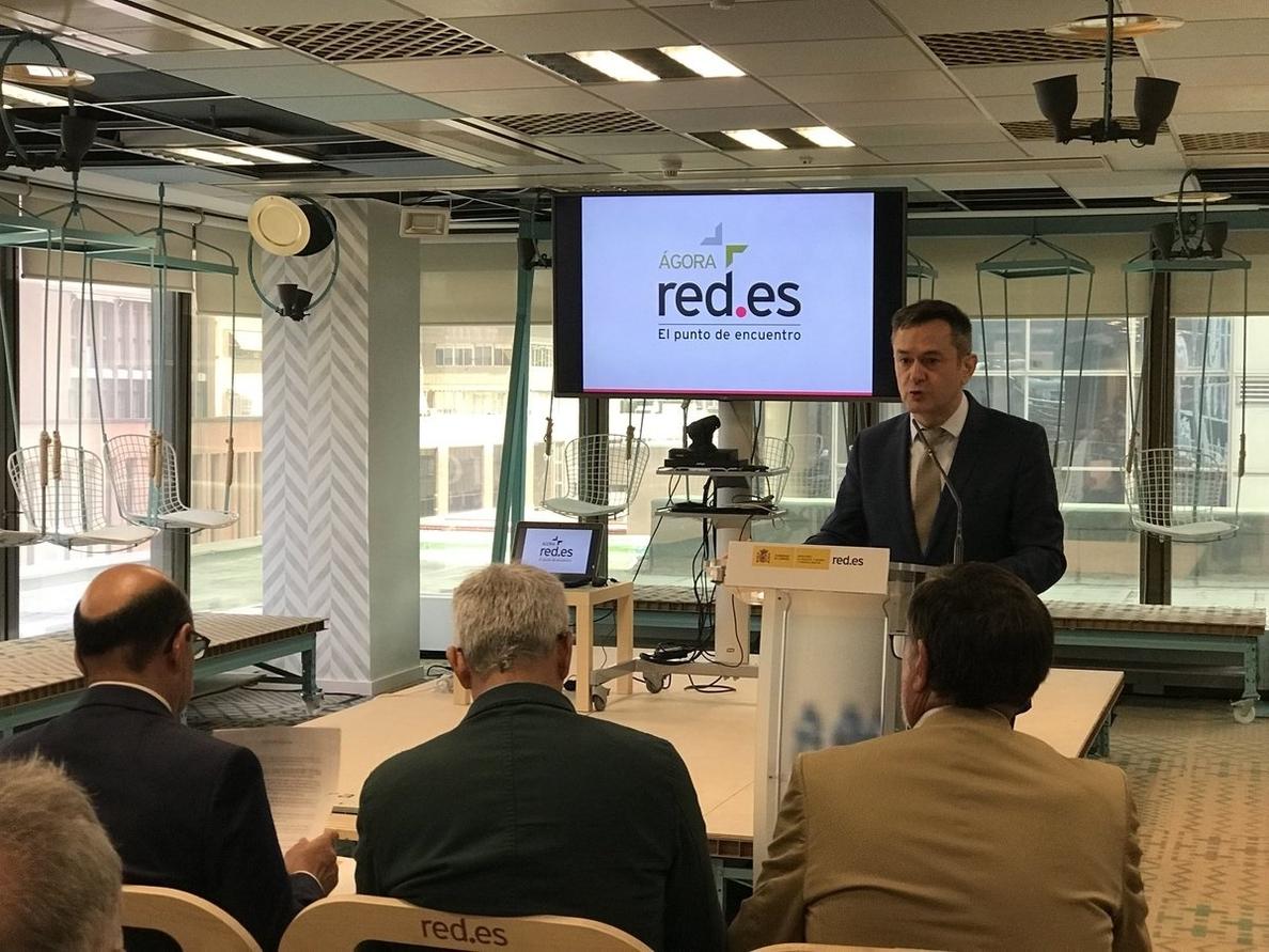Red.es ejecutará 130,5 millones en proyectos de transformación digital durante 2018