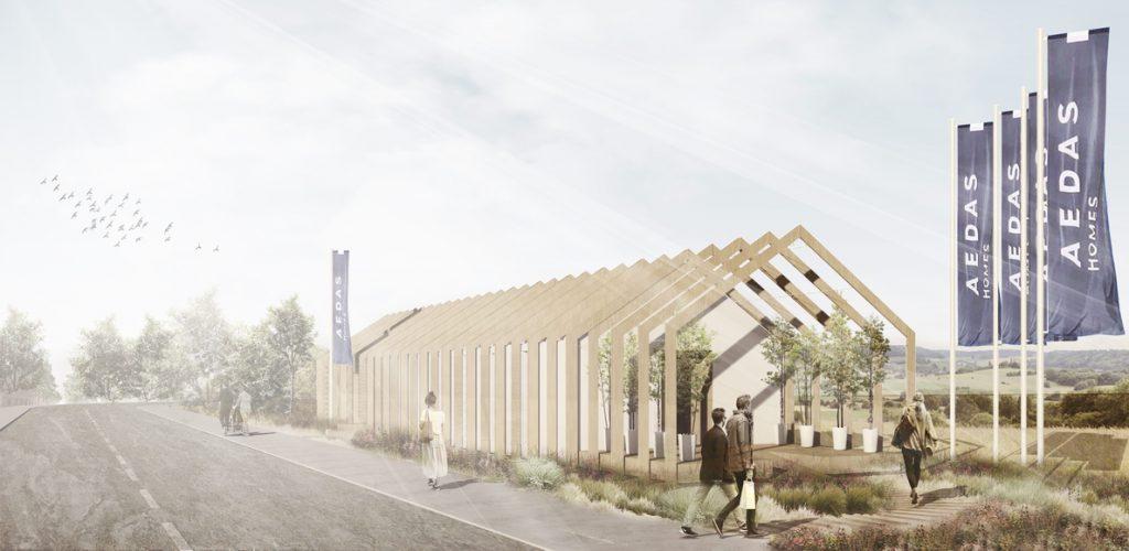 (Amp.) Aedas Homes concede su Premio a la 'oficina del futuro' para vender viviendas