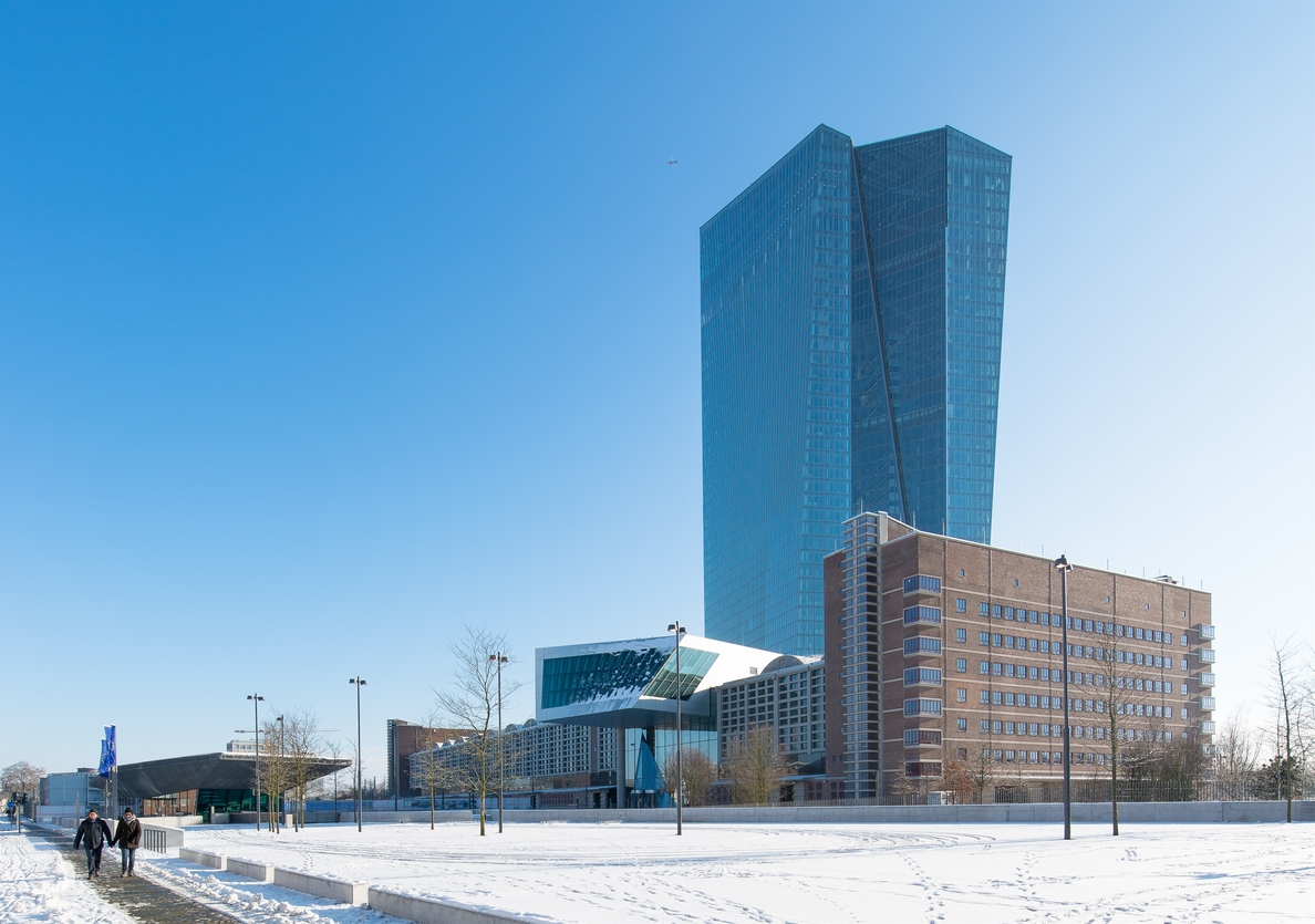 El BCE alerta de que «algunos» soberanos de la eurozona están en riesgo de perder la confianza del mercado