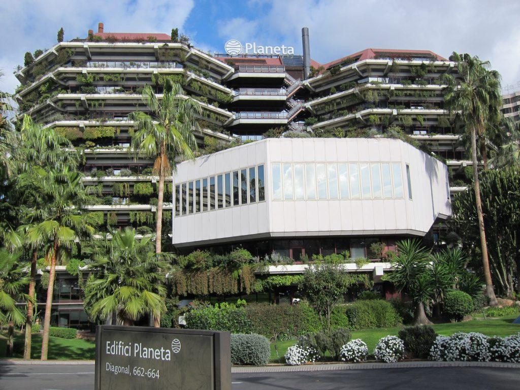 Banco Sabadell se queda con la sede de Planeta para reestructurar deuda de la patrimonial