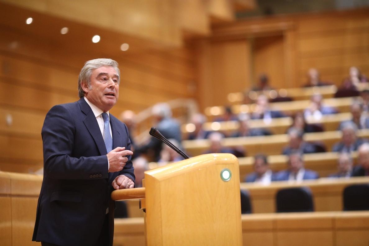 Barreiro (PP) afirma que el PP ha actuado con «total y absoluta diligencia» en el caso de Zaplana