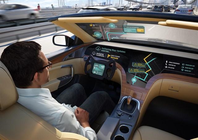 Los coches autónomos acapararán el 20% del mercado en 2030