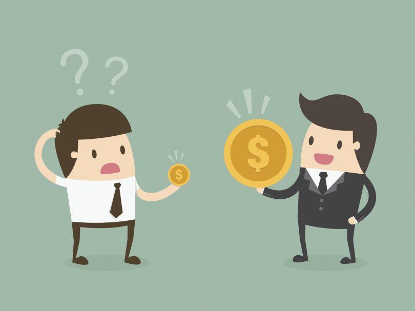 Se amplía la diferencia entre el salario medio español y el de la Unión Europea