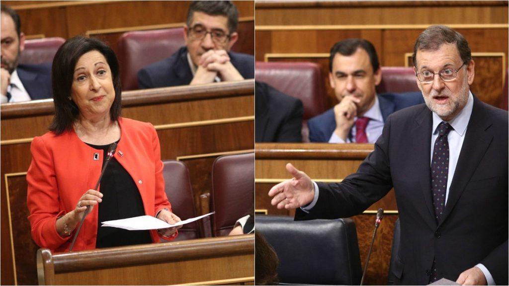 Margarita Robles preguntará a Rajoy si va a asumir alguna responsabilidad por la condena al PP