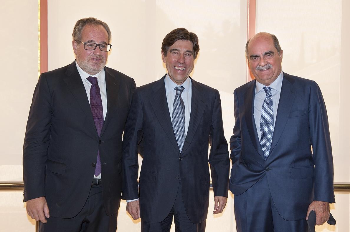 Moreno Carretero intervendrá en la junta de Sacyr para pedir que se nombre un consejero delegado