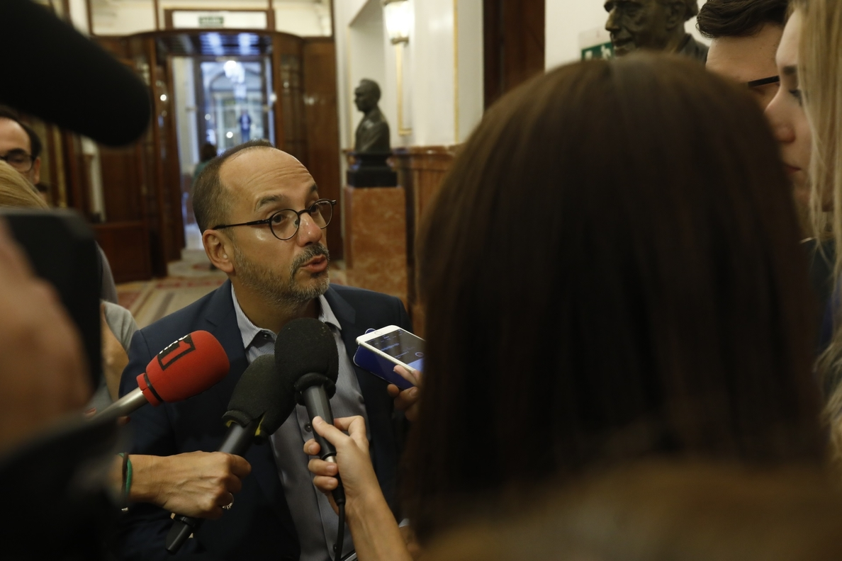 El PDeCAT dice que la operación sobre desvío de fondos al referéndum «busca disimular» la sentencia de Gürtel