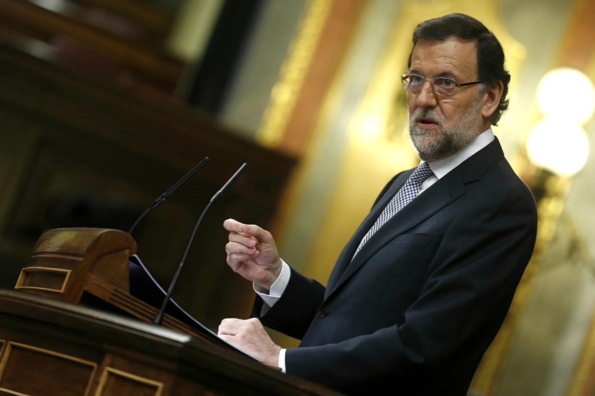 Rajoy, sobre Gürtel y Zaplana: «El PP es mucho más que diez o quince casos aislados»