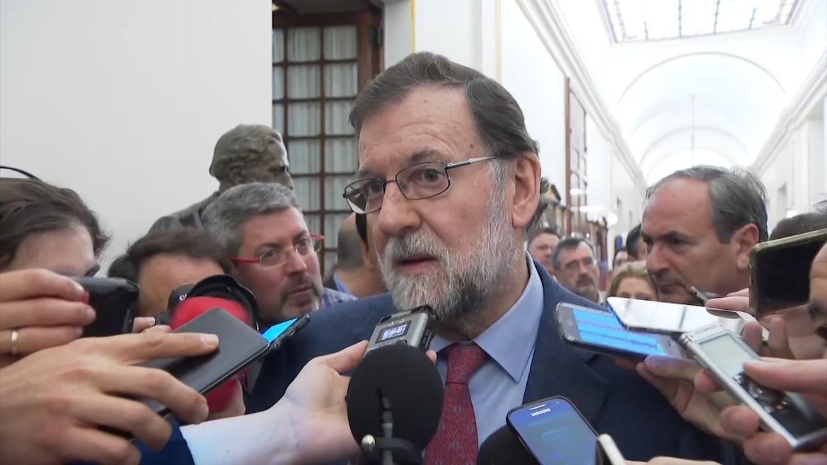 Rajoy, tras pactar PNV y Bildu diferenciar nacionalidad y ciudadanía vasca: «No estoy dispuesto a esa distinción»