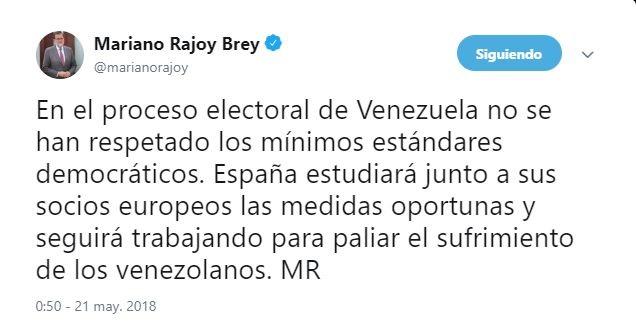 La UE ultima el anuncio de nuevas sanciones contra dirigentes venezolanos