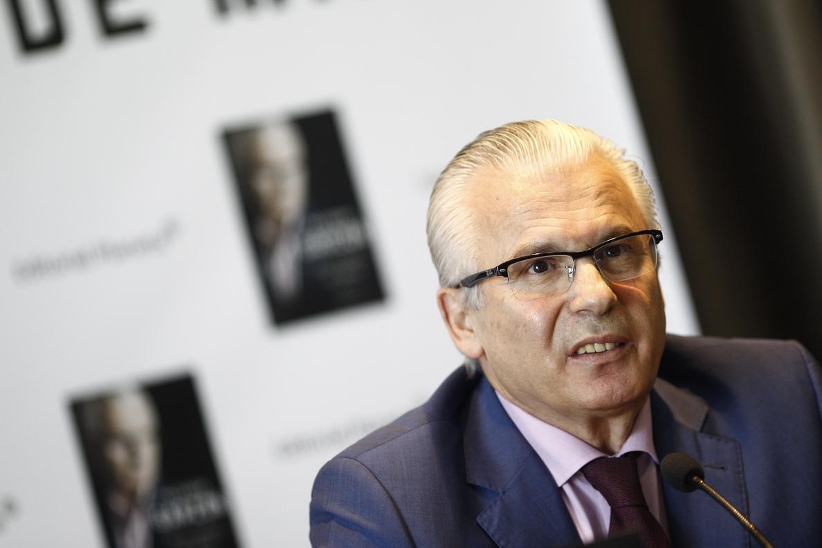 Baltasar Garzón considera «muy grave» que Alaya opine sobre el caso ERE cuando aún no se ha juzgado