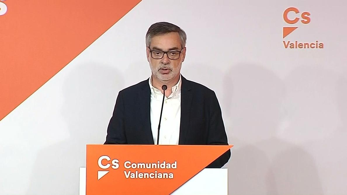 Ciudadanos no apoyará la moción de Sánchez y pide elecciones anticipadas o una moción instrumental para convocarla