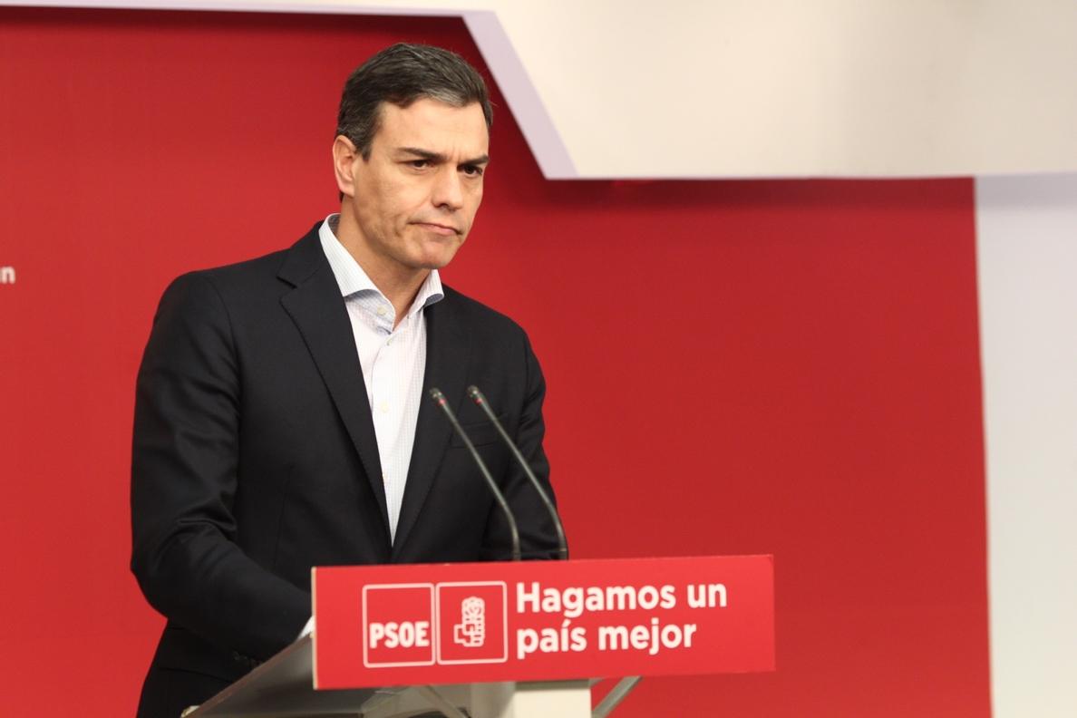 La Constitución impide disolver las Cortes y convocar elecciones cuando hay una moción de censura en trámite