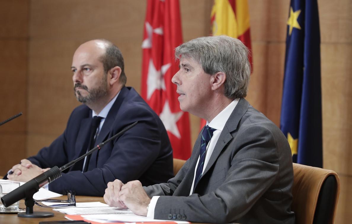 Garrido, sobre la moción de censura: «Lo importante es la estabilidad del país más allá de intereses partidistas»
