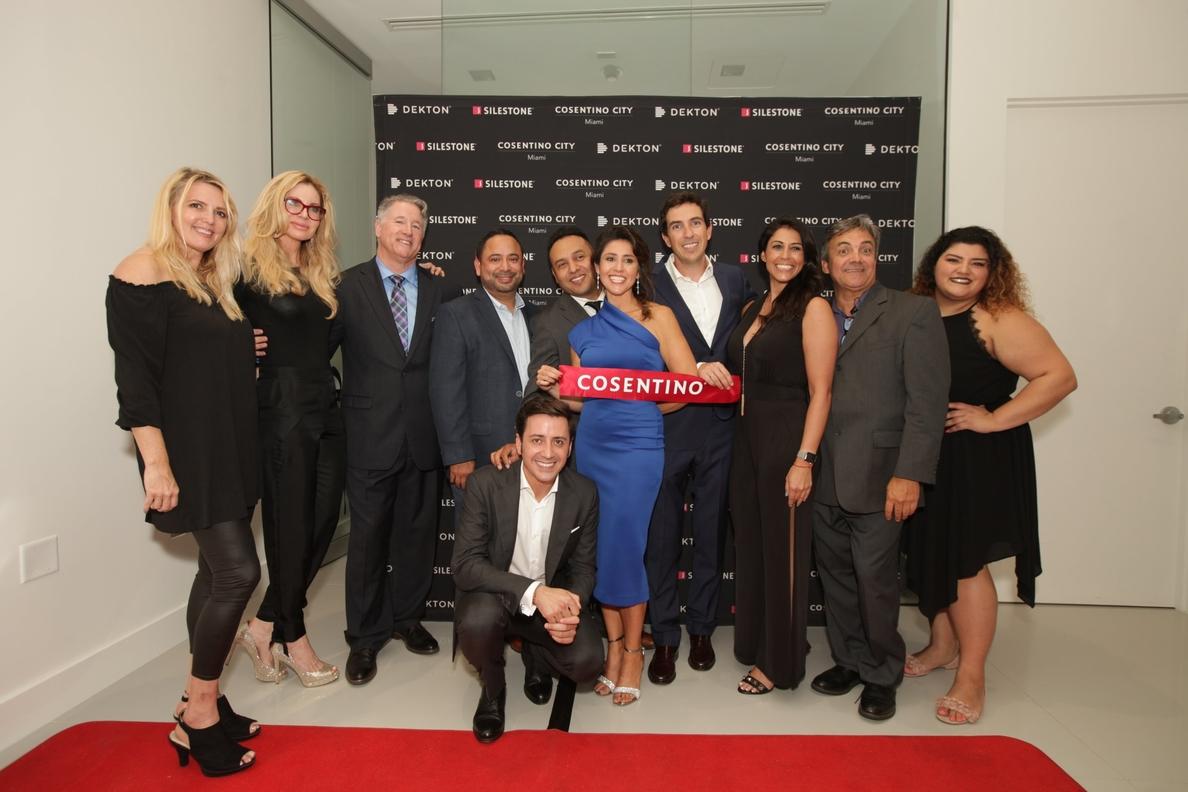 Grupo Cosentino supera la decena de showrooms propios en todo el mundo con el nuevo »City» de Miami