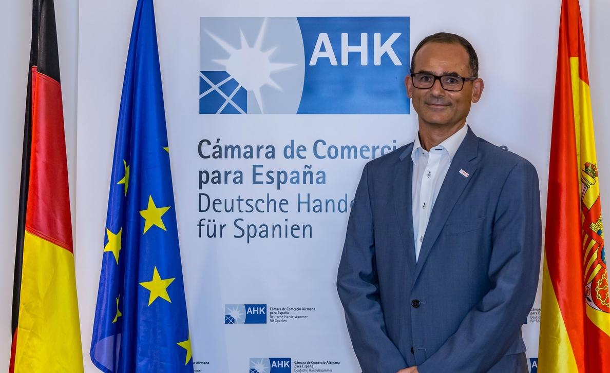 Javier González Pareja (Bosch), nuevo presidente de la Cámara de Comercio Alemana para España