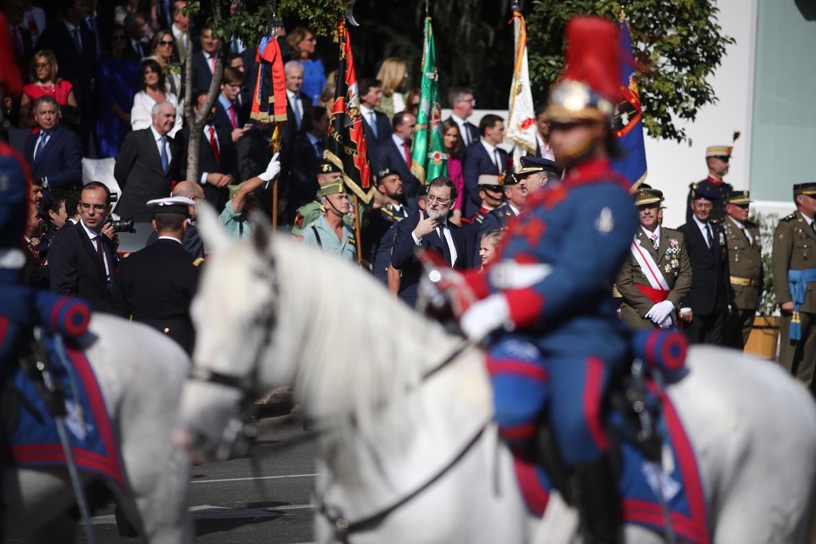 Logroño acoge este sábado el desfile de 2.678 militares, 147 vehículos y 54 aeronaves por el Día de las Fuerzas Armadas