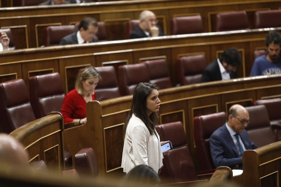 Montero afirma que «en ningún país democrático» seguiría Rajoy «un minuto más en su puesto» tras la sentencia de Gürtel